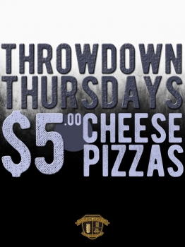 Throw down Thursday
